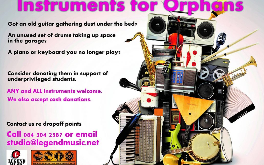 Instruments for Orphans