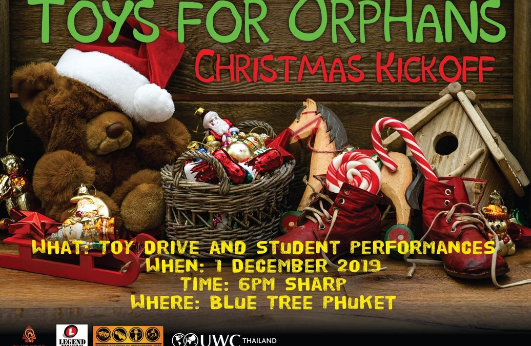Toys for Orphans / Christmas Toy Drive